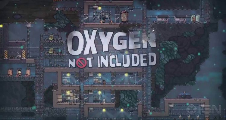 Обзор Oxygen not included