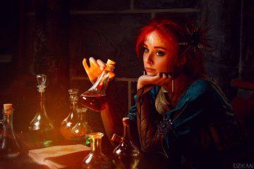 Поздравление с 10-летием трилогии «Ведьмака» от CD Projekt RED