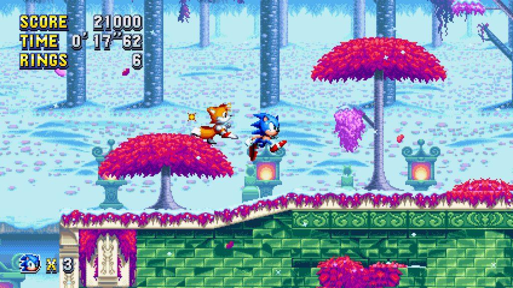 Обзор Sonic Mania