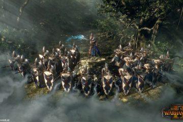 Total War: WARHAMMER II - Битва темных и высших эльфов