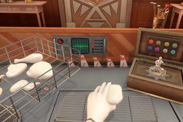 VR игра от KFC