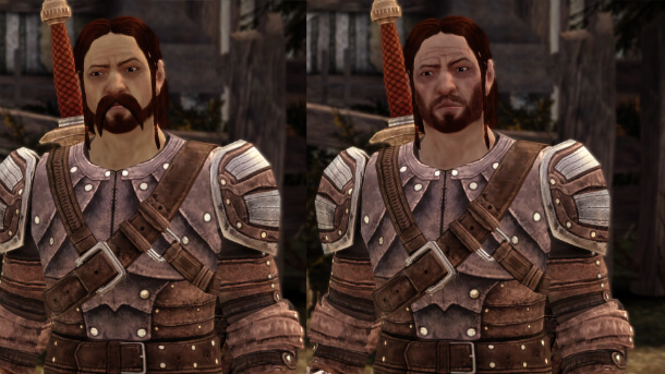 Dragon Age Redesigned