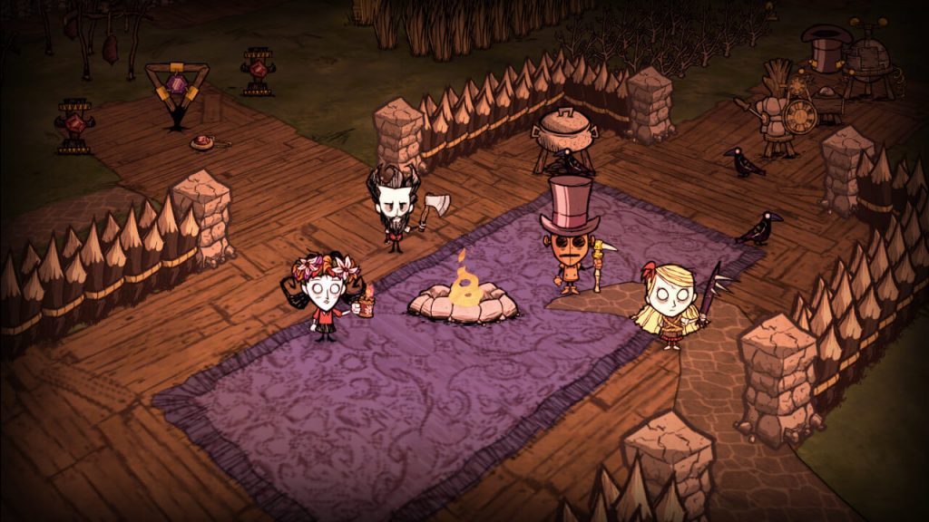Don't Starve / Don't Starve Together