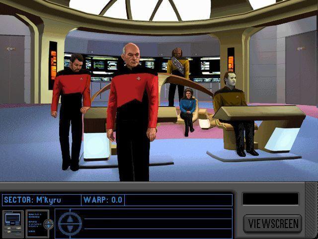 Star Trek The Next Generation: A Final Unity