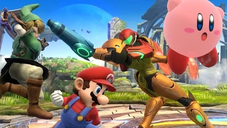 Super Smash Bros. для Wii U