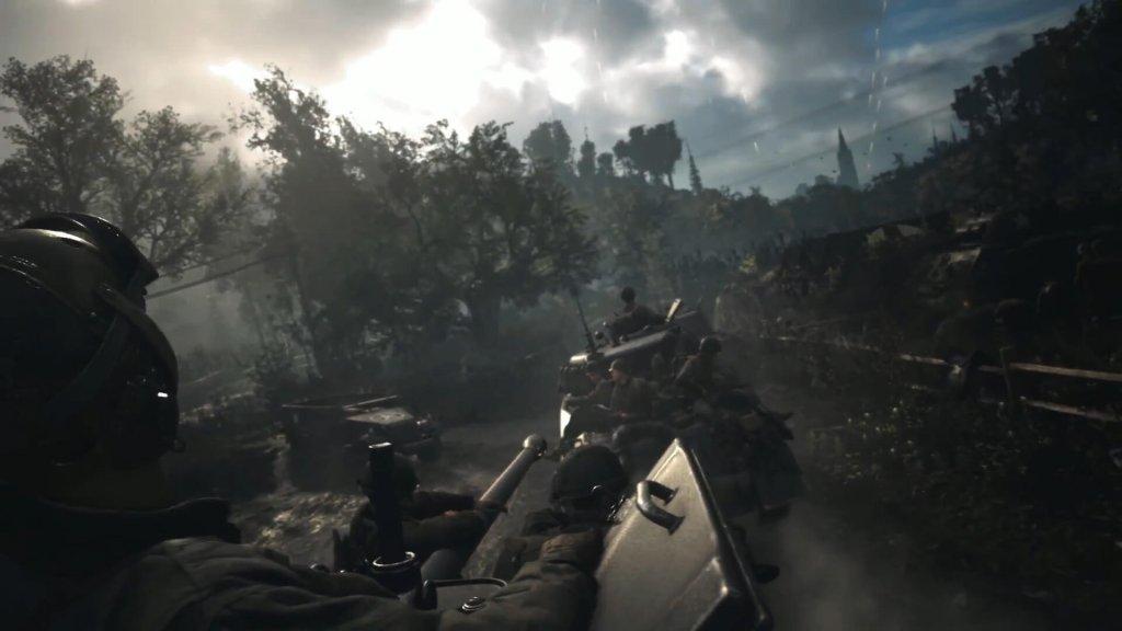 Чего ждать от мультиплеера CallofDuty: WWII?