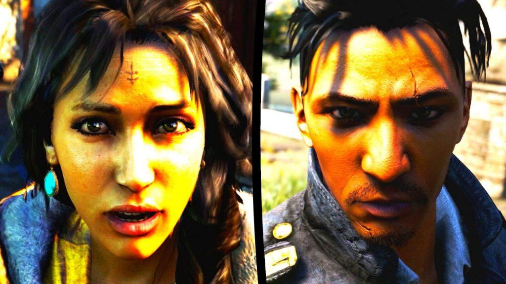 Какого диктатора вы предпочтете? (Far Cry 4)