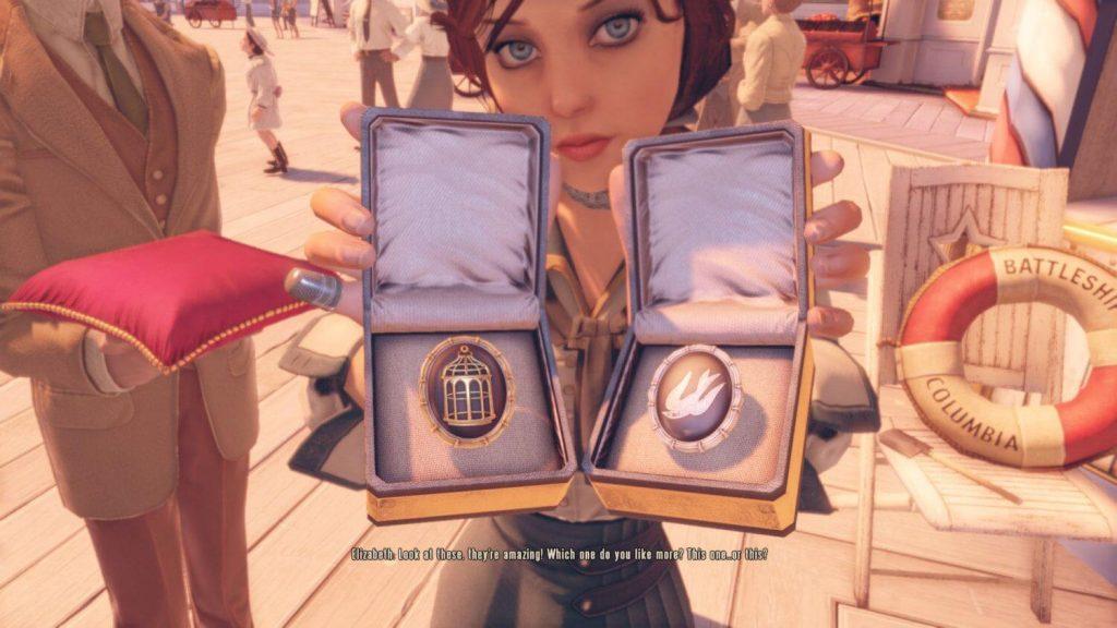 Две броши (BioShock: Infinite)