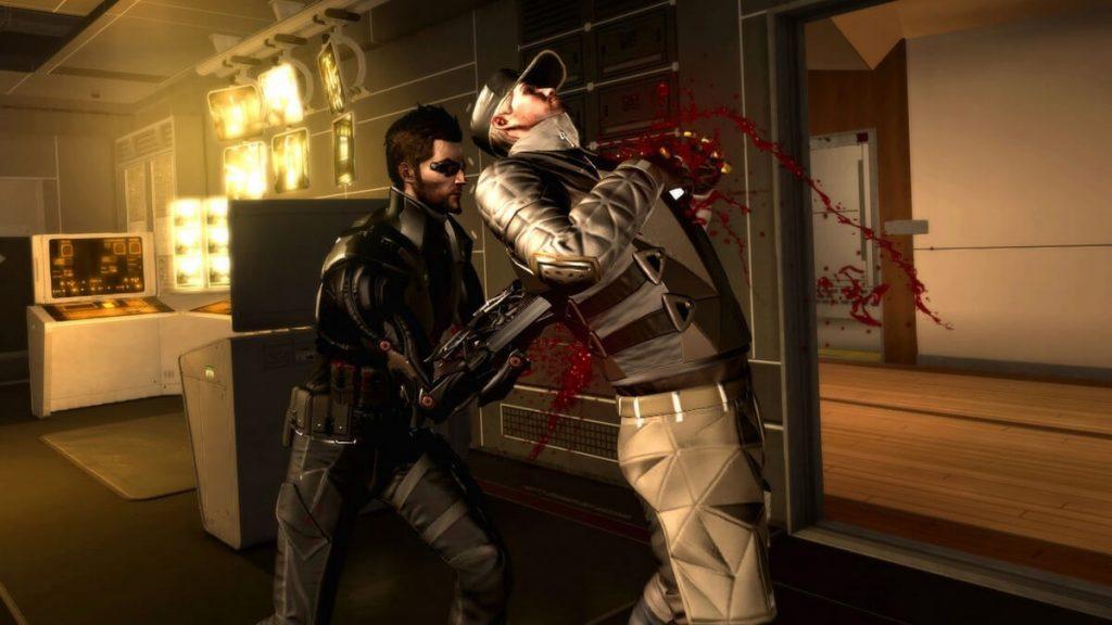 Проапгрейдить ваш биочип или оставить все как есть (Deus Ex: Human Revolution)