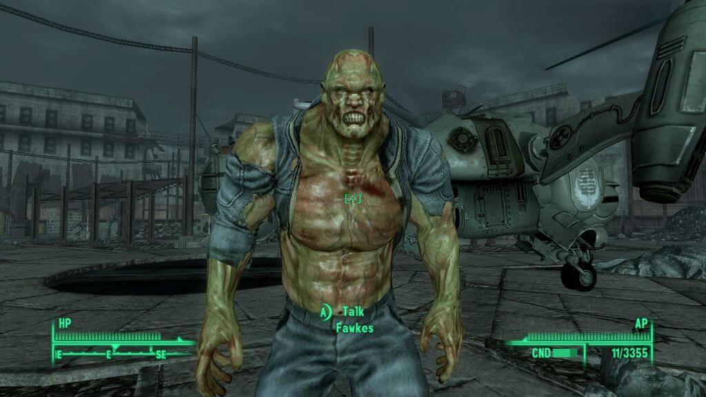 Умереть как герой или жить как трус (Fallout 3)