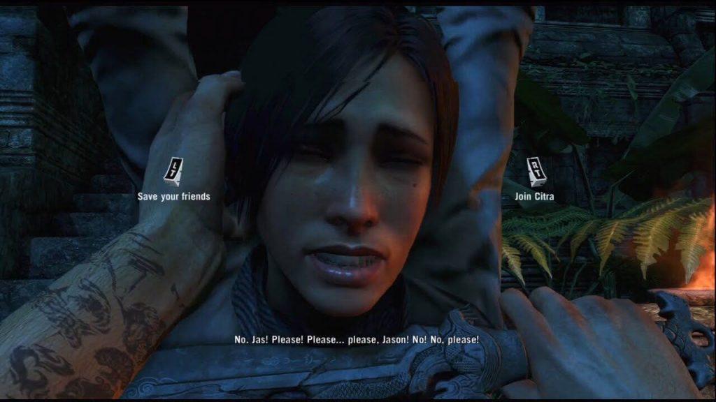 Покинуть остров или убить подружку (Far Cry 3)