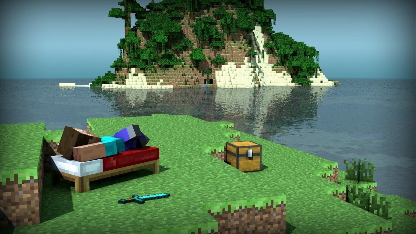 Создание хорошего сервера для Minecraft