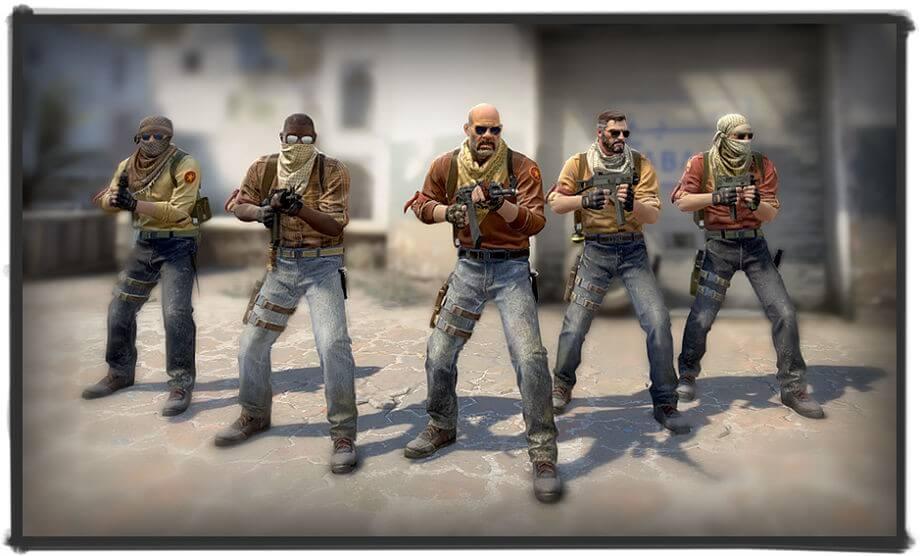 Valve представила обновленную карту Dust 2