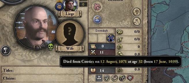 Cooties Disease