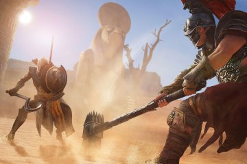 5 важных фактов о Assassin's Creed Origins