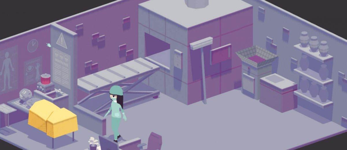 Обзор игры Mortician's Tale