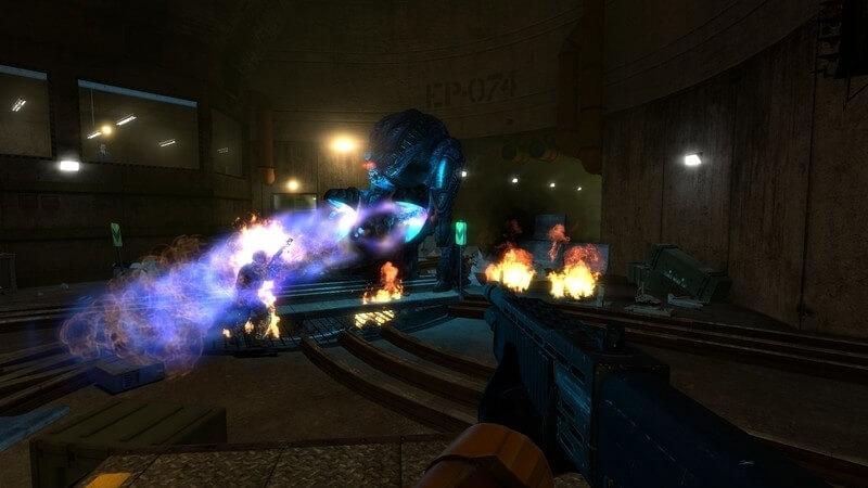 Новости о разработке Зена для Black Mesa от разработчиков