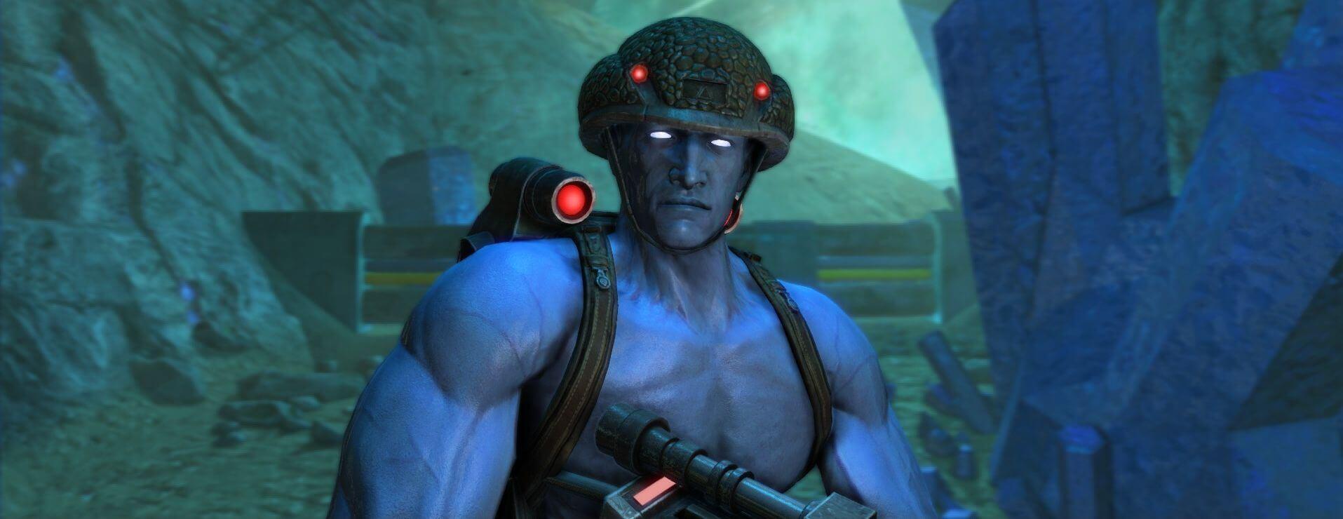 Обзор Rogue Trooper Redux