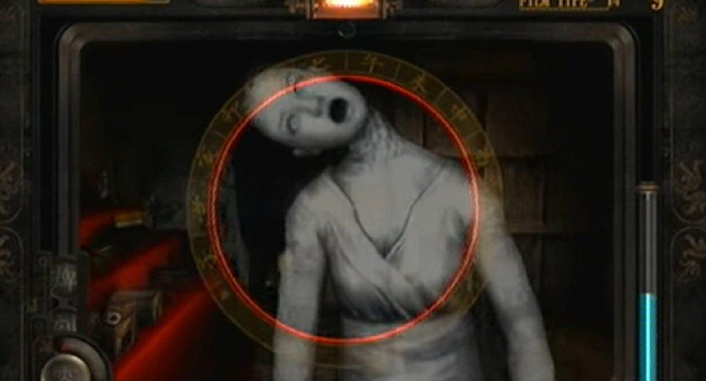 Женщина со сломанной шеей (FATAL FRAME 2)