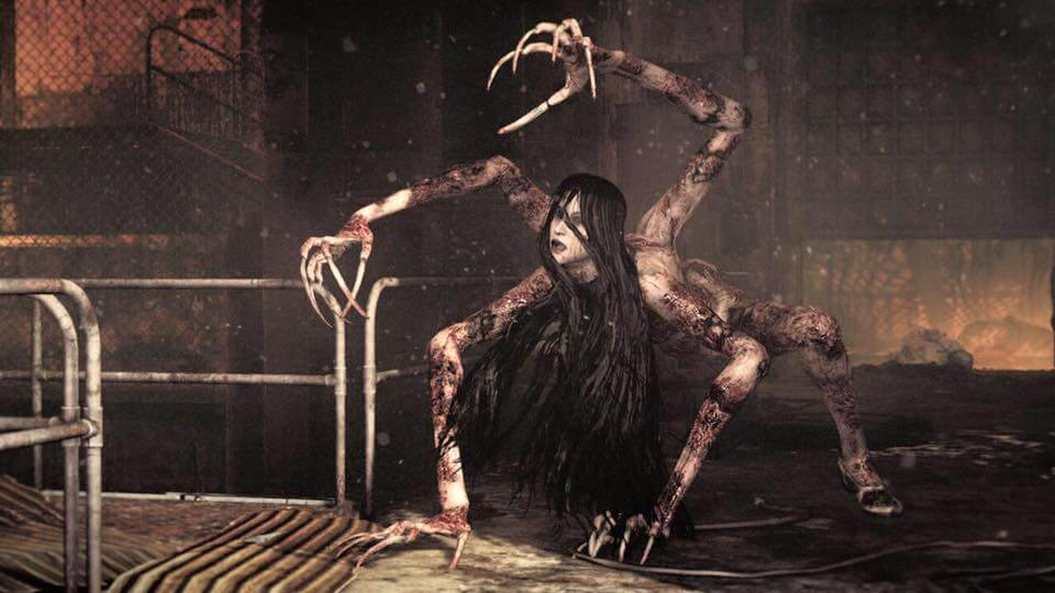 Лаура (THE EVIL WITHIN)
