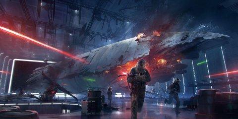 Обзор Star Wars: Battlefront