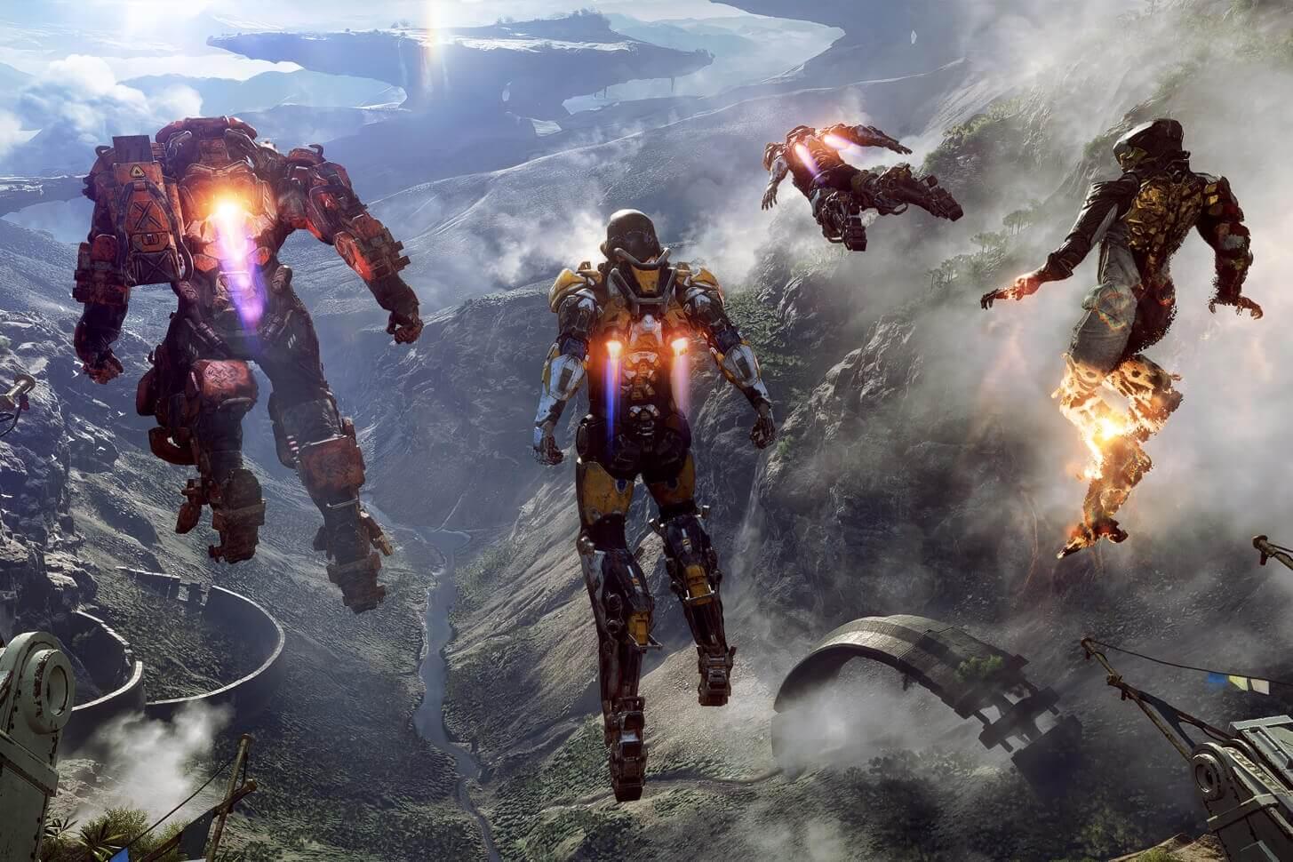 Ведущий аниматор Anthem уволился из BioWare
