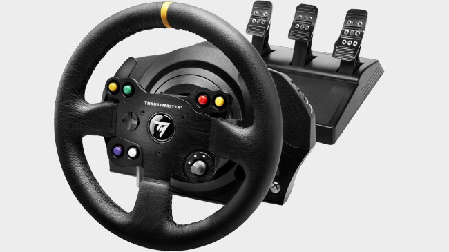 Thrustmaster TX Racing Wheel: Leather Edition