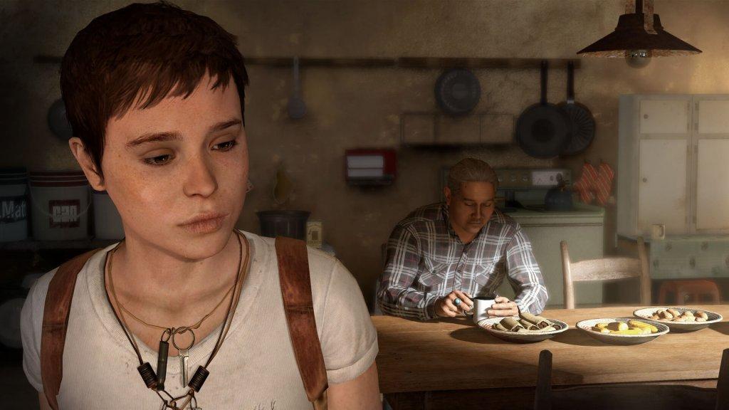 Обзор компьютерной игры Beyond: Two Souls