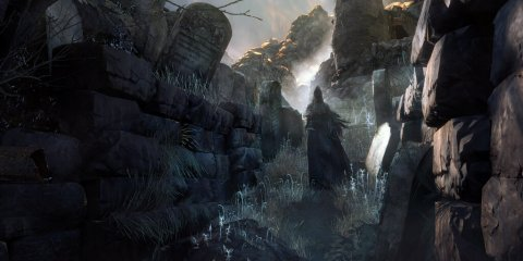 Обзор Bloodborne: The Old Hunters