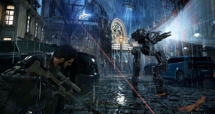 Будущее Deus Ex: оно есть, но оно далеко