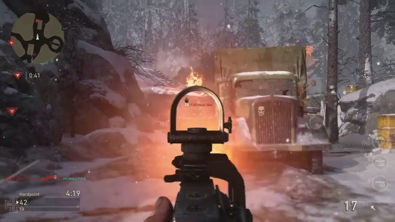 Call of Duty: Сломанное исправление Quickdraw Fix