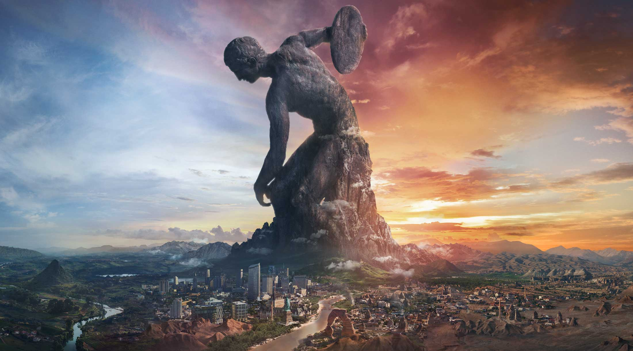 Что известно о Civilization 6: Rise and Fall?