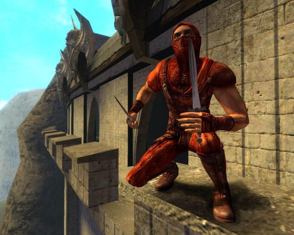 Dark Messiah of Might and Magic – это по-прежнему гениальный симулятор убийцы