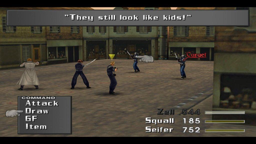 Топ 5 игр серии «Final Fantasy», которые нуждаются в ремейке