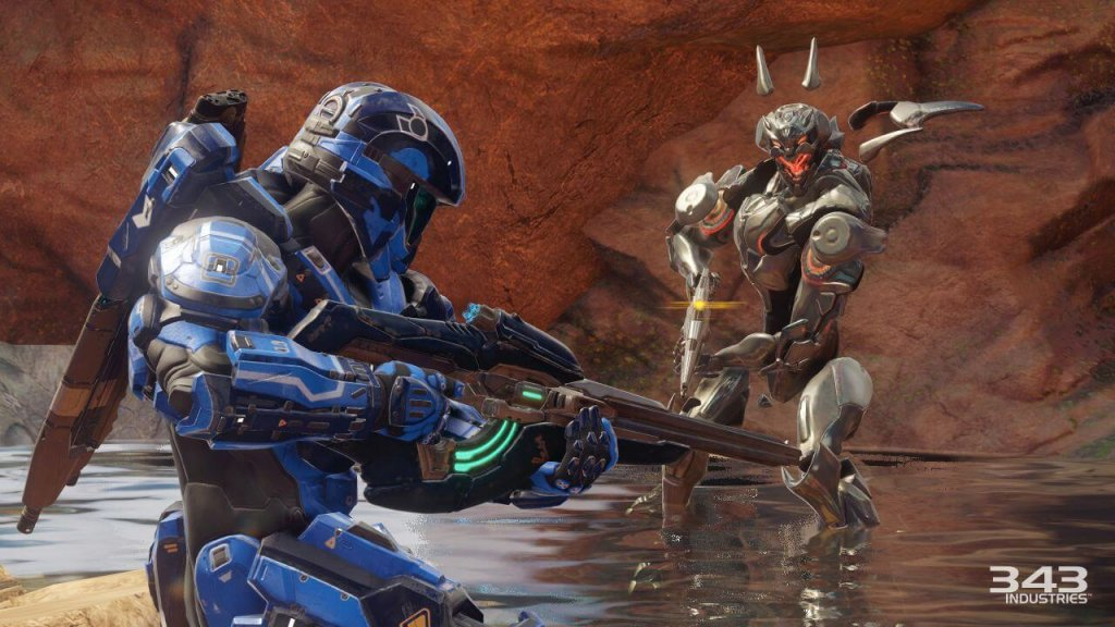 Обзор Halo 5: Guardians