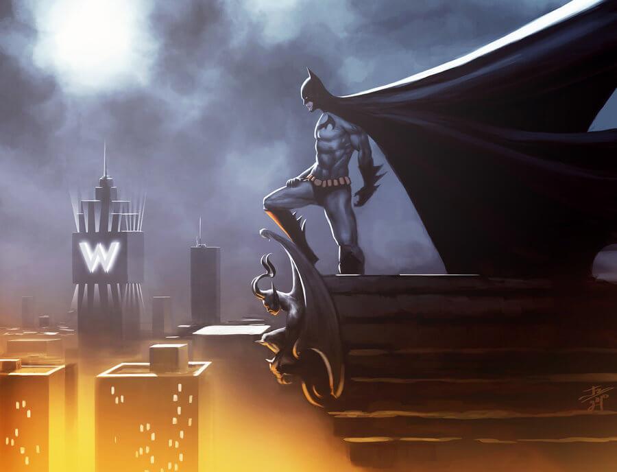 Лучшие игры о Бэтмене