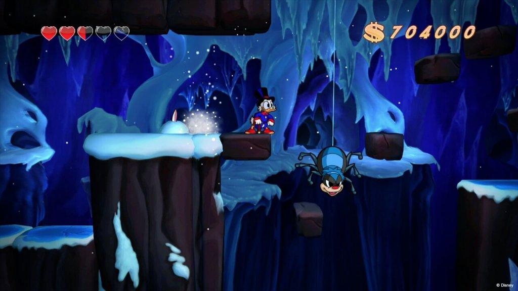 Микки Маус в Замке Иллюзий и Duck Tales: Remastered