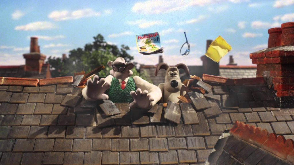 Wallace & Gromit Your Great Adventures