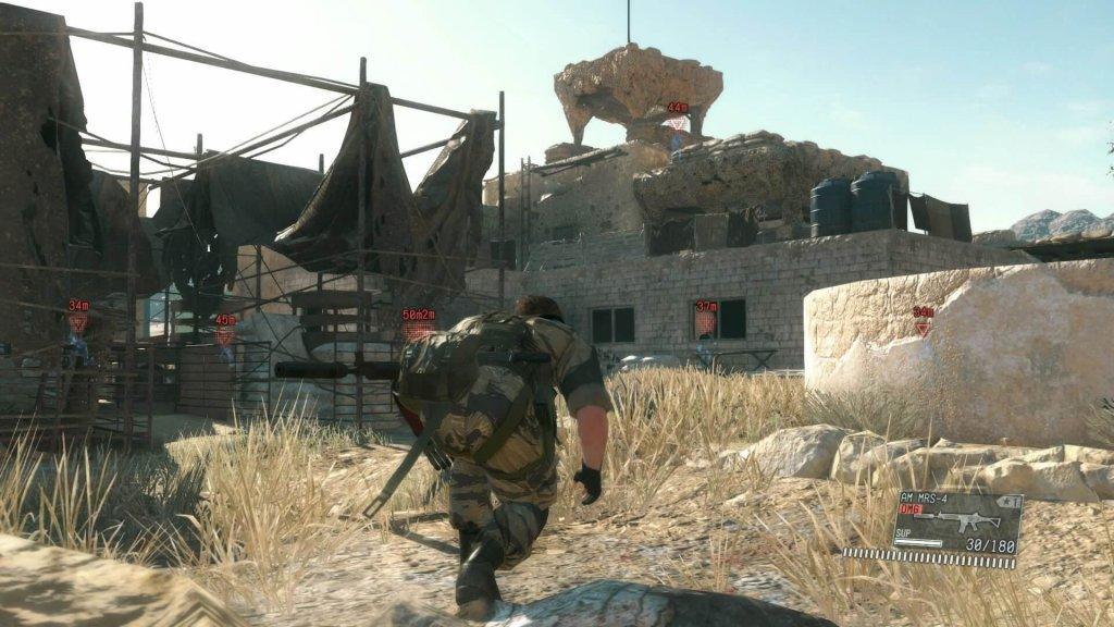 Обзор компьютерной игры Metal Gear Solid 5: The Phantom Pain