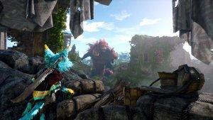 Новые красивые скриншоты игры BioMutant