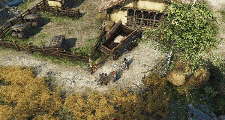Обзор компьютерной игры Original Sin 2