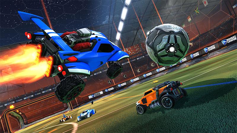 Почему стоит купить Rocket League?