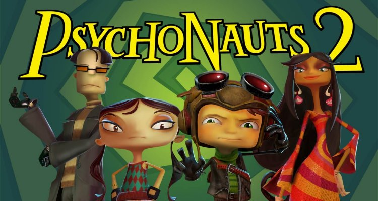 «Psychonauts 2» не выйдет в 2018