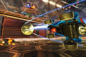 Rocket League делится планами на новый год