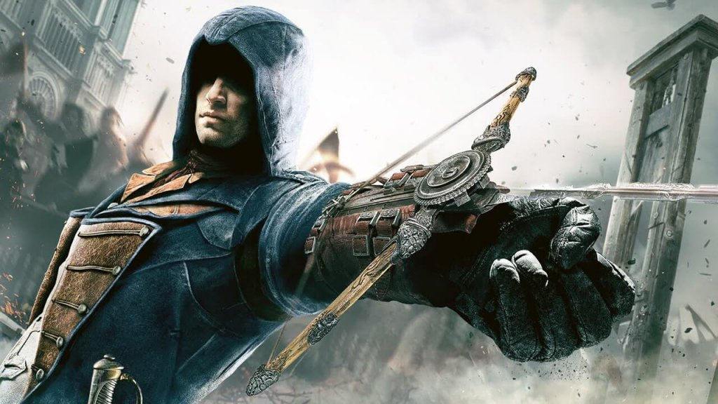 Арно Дориан из Assassin's Creed: Unity