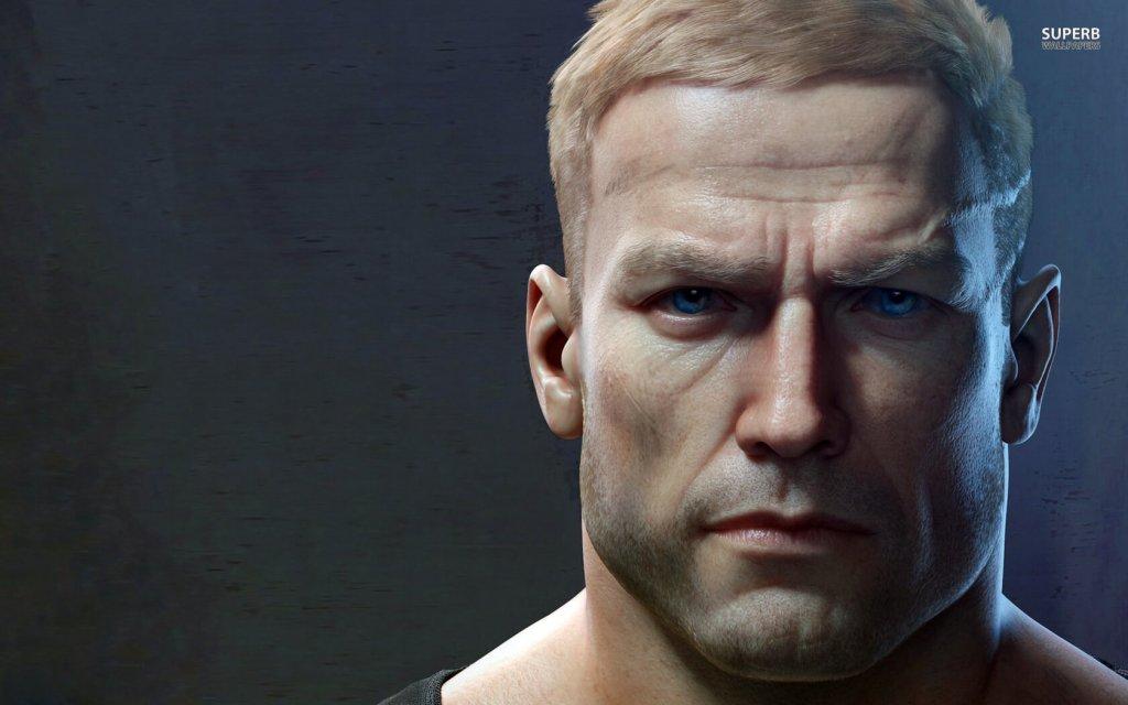 Би-Джей Бласковиц из Wolfenstein: The New Order