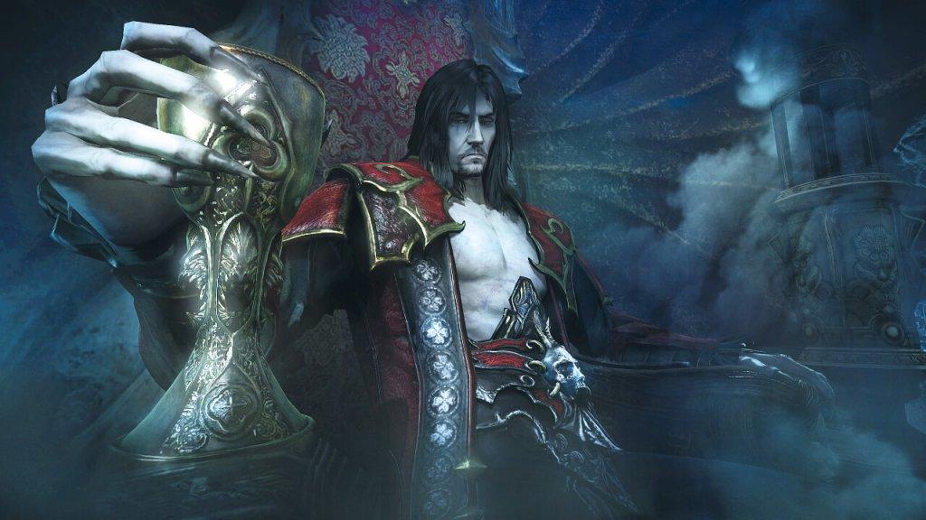 Дракула из Castlevania: Lords of Shadow 2