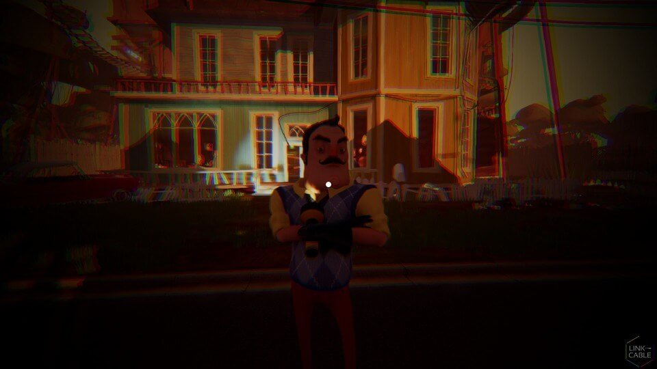 Hello Neighbor (Привет, сосед!)