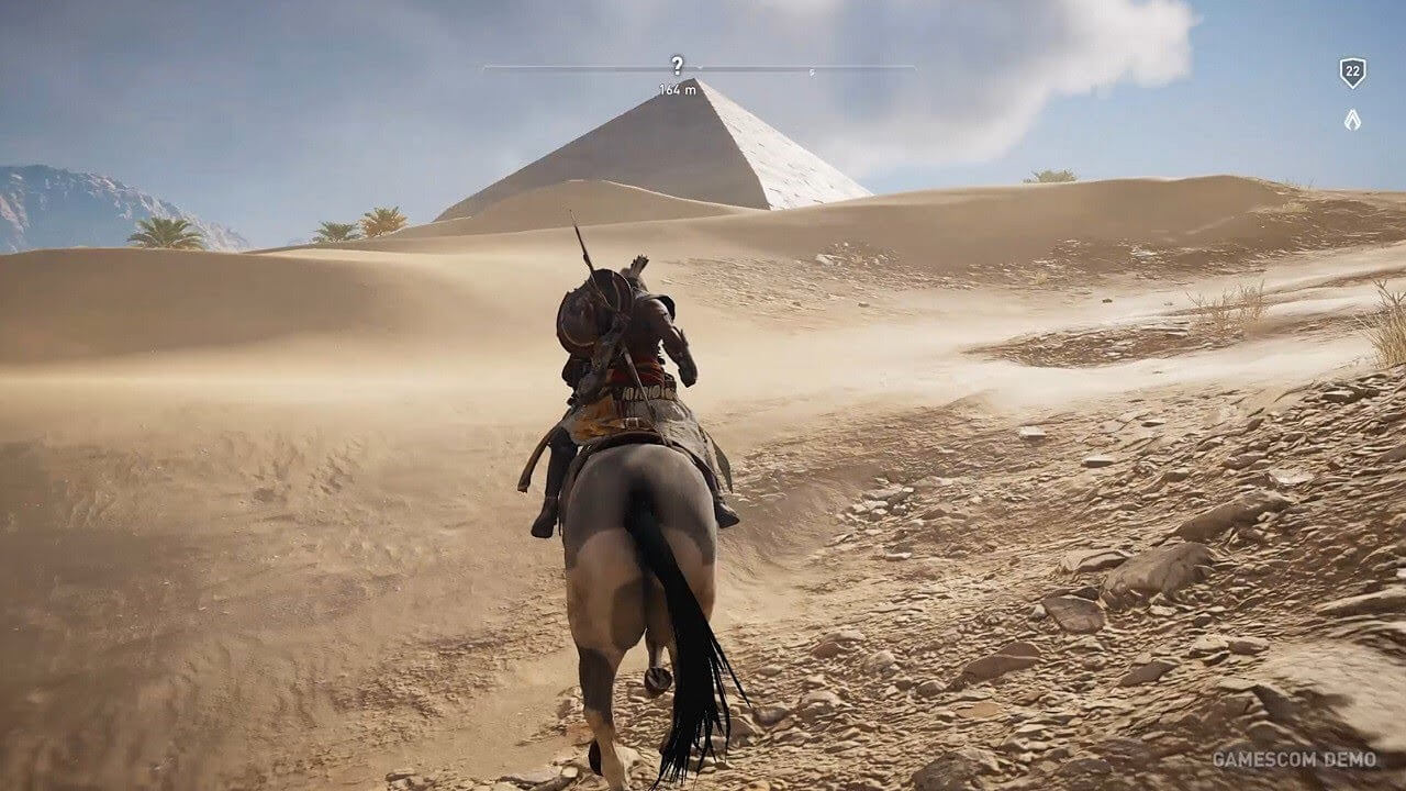 Обзор Assassin's Creed: Origins
