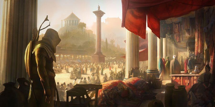 Обзор Assassin's Creed: Origins